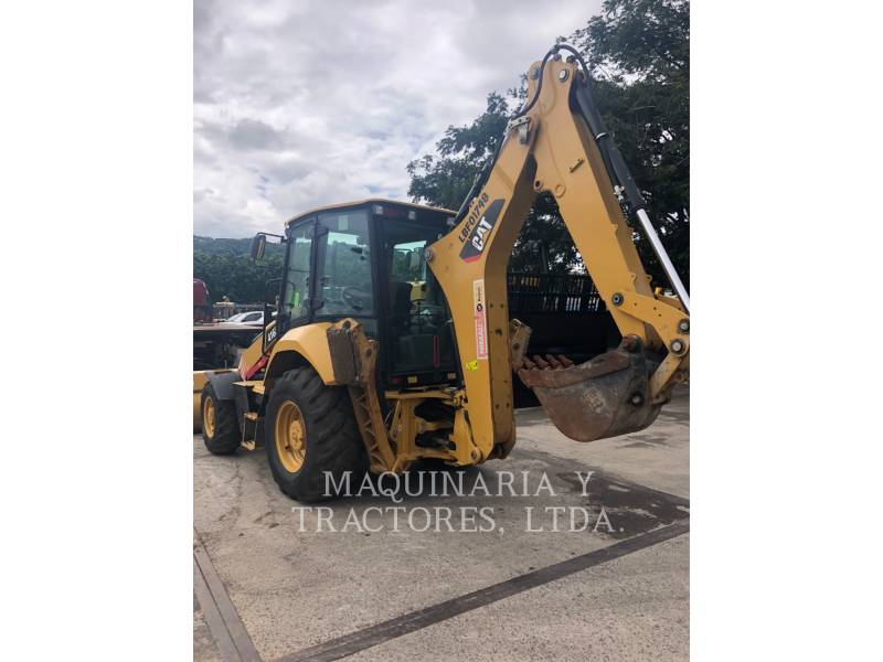 CATERPILLAR RETROESCAVADEIRAS 416F2STLRC equipment  photo 6