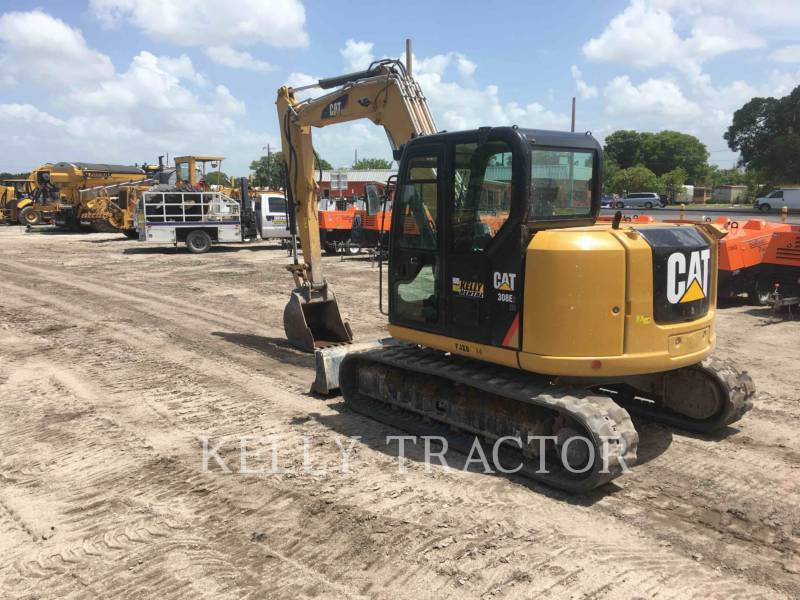 CATERPILLAR EXCAVADORAS DE CADENAS 308E2CRSB equipment  photo 3