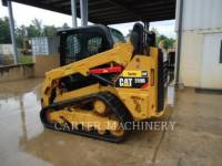 CATERPILLAR MINICARGADORAS 259D ACW equipment  photo 2