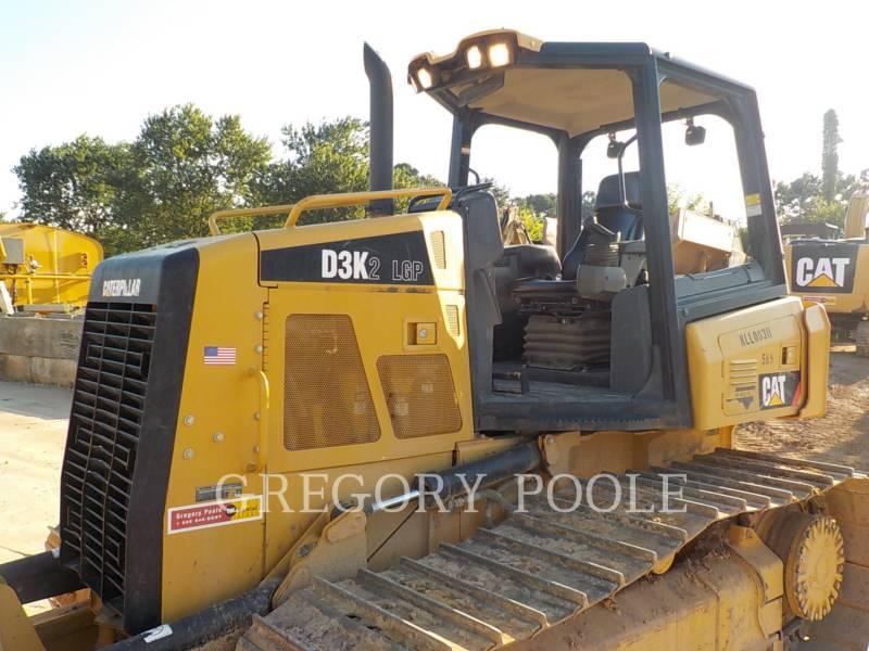 CATERPILLAR TRACTORES DE CADENAS D3K2 LGP equipment  photo 2