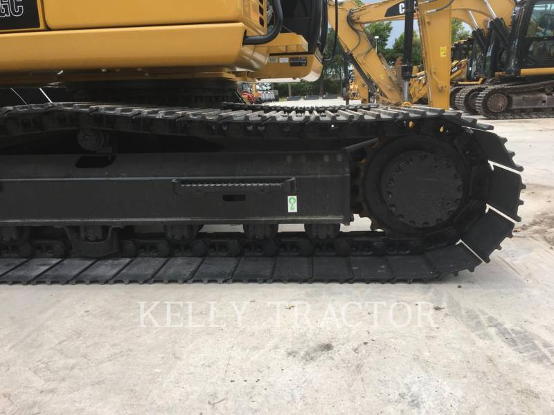 CATERPILLAR TRACK EXCAVATORS 313FL GC equipment  photo 8