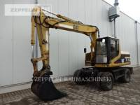 CATERPILLAR PELLES SUR PNEUS M315 equipment  photo 1
