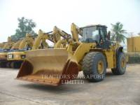 Equipment photo CATERPILLAR 980H PÁ-CARREGADEIRAS DE RODAS/ PORTA-FERRAMENTAS INTEGRADO 1