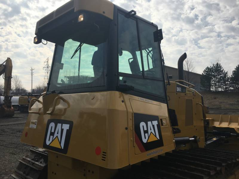Caterpillar TRACTOARE CU ŞENILE D6K2LGP equipment  photo 6