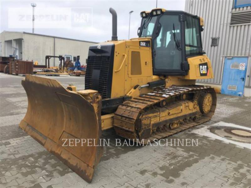 CATERPILLAR CIĄGNIKI GĄSIENICOWE D6KXLP equipment  photo 3