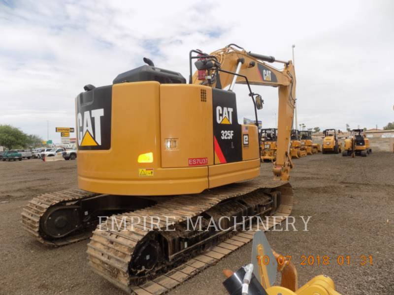 CATERPILLAR トラック油圧ショベル 325FLCR equipment  photo 2
