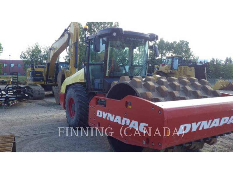 DYNAPAC COMPACTORS CA6000PD equipment  photo 1