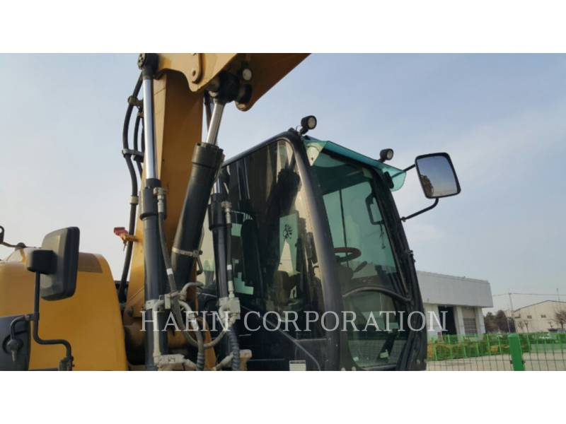 CATERPILLAR ESCAVADEIRAS DE RODAS M313D equipment  photo 5