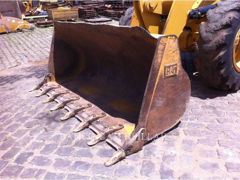 CATERPILLAR WHEEL LOADERS/INTEGRATED TOOLCARRIERS 924HZ equipment  photo 9