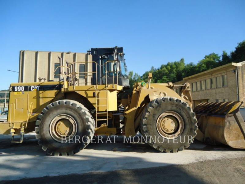 CATERPILLAR 鉱業用ホイール・ローダ 990 equipment  photo 5