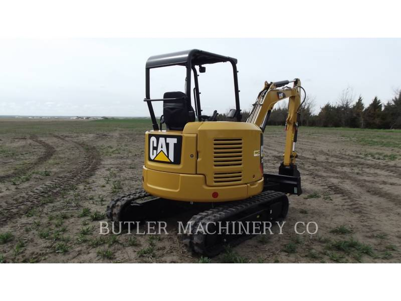 CATERPILLAR TRACK EXCAVATORS 303.5 E2 CR equipment  photo 4