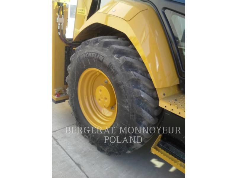 CATERPILLAR KOPARKO-ŁADOWARKI 428F2 equipment  photo 6