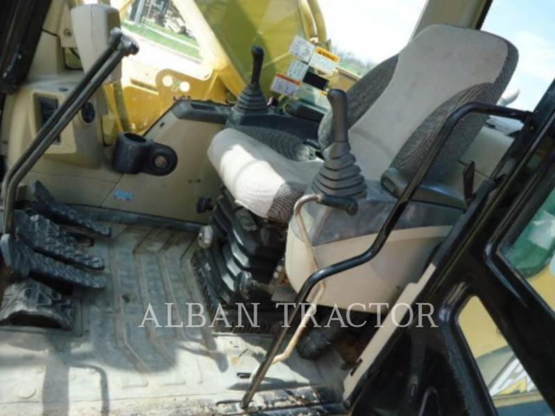 CATERPILLAR TRACK EXCAVATORS 330CL equipment  photo 5