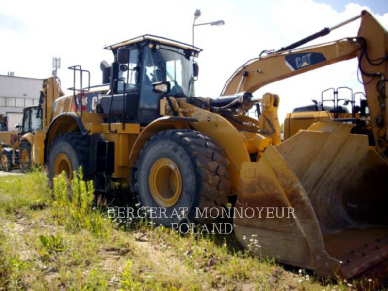 CATERPILLAR PÁ-CARREGADEIRAS DE RODAS/ PORTA-FERRAMENTAS INTEGRADO 966K equipment  photo 2