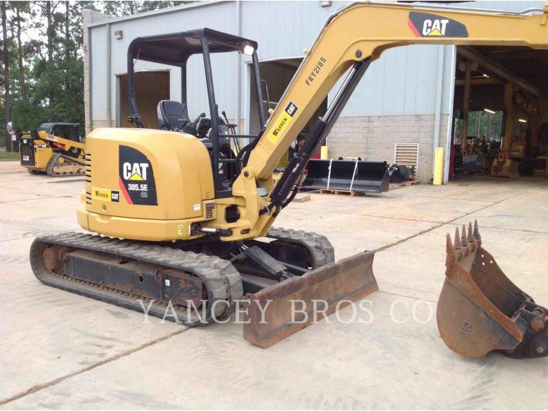 CATERPILLAR トラック油圧ショベル 305.5E CR equipment  photo 5