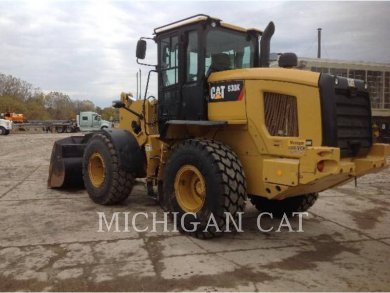 CATERPILLAR WHEEL LOADERS/INTEGRATED TOOLCARRIERS 930K 3Q equipment  photo 8