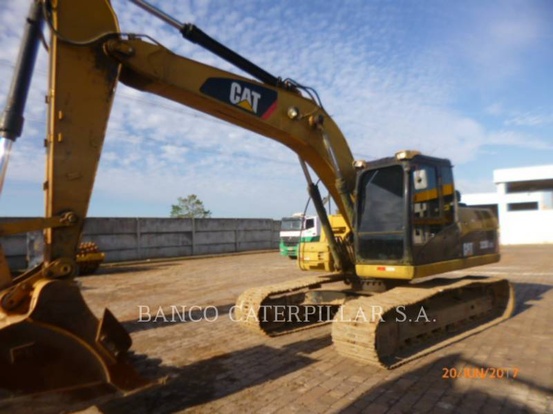 CATERPILLAR EXCAVADORAS DE CADENAS 323DL equipment  photo 1