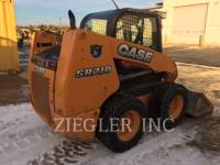 CASE/NEW HOLLAND SKID STEER LOADERS SR210 equipment  photo 7