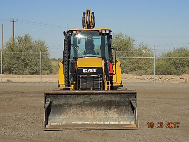 CATERPILLAR CHARGEUSES-PELLETEUSES 430F2IT equipment  photo 8