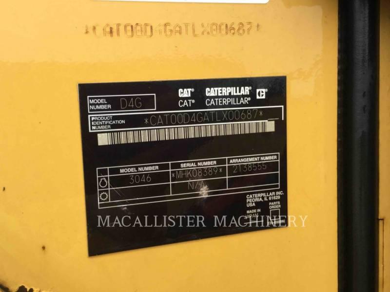 Caterpillar TRACTOARE CU ŞENILE D4GLGP equipment  photo 6
