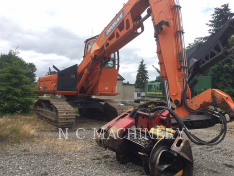 DOOSAN INFRACORE AMERICA CORP. MASZYNA LEŚNA DX300LL equipment  photo 9