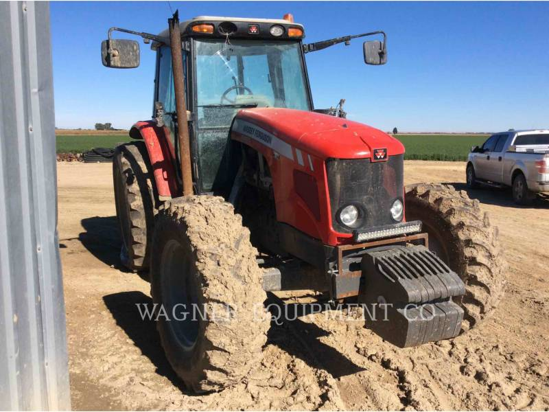 MASSEY FERGUSON AG TRACTORS 5465 equipment  photo 4