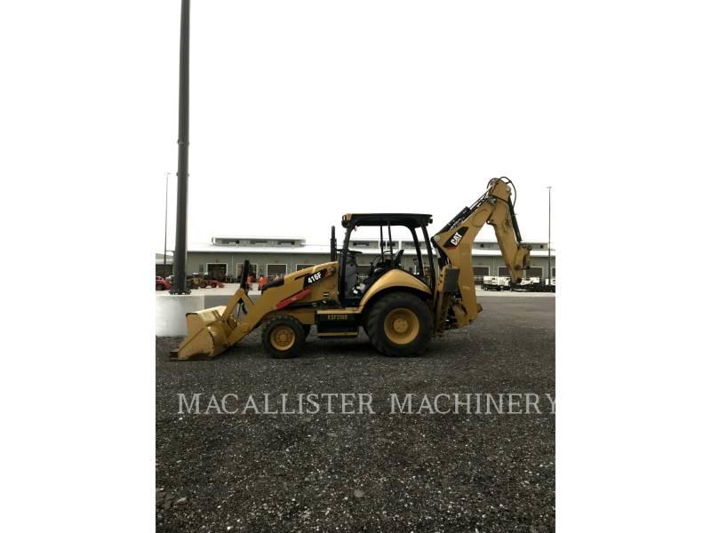 CATERPILLAR BACKHOE LOADERS 416FST equipment  photo 3
