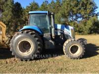 NEW HOLLAND LTD. TRATORES AGRÍCOLAS TG305 equipment  photo 3