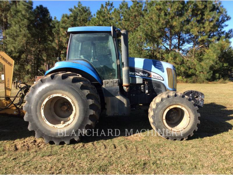 NEW HOLLAND LTD. AG TRACTORS TG305 equipment  photo 3