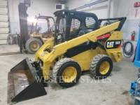 Equipment photo CATERPILLAR 262 D SKID STEER LOADERS 1