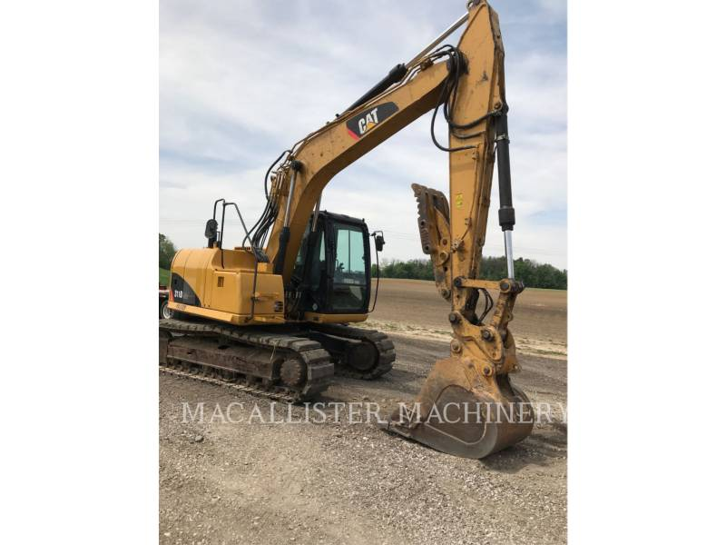 CATERPILLAR KOPARKI GĄSIENICOWE 311DLRR equipment  photo 2