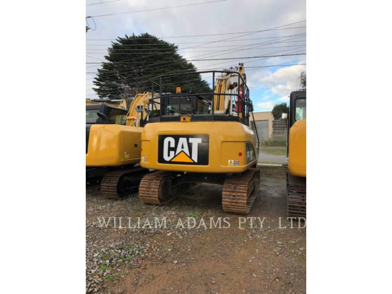 CATERPILLAR EXCAVADORAS DE CADENAS 312D equipment  photo 5