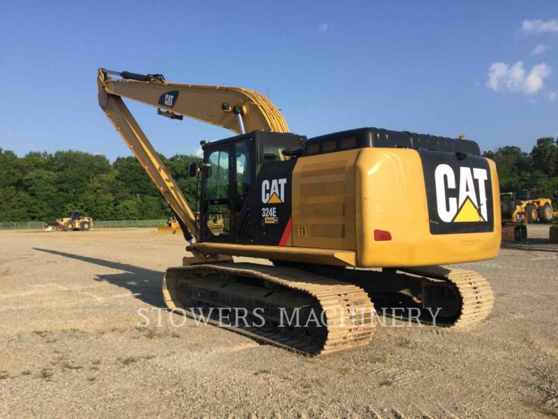 CATERPILLAR ESCAVADEIRAS 324EL LR equipment  photo 4