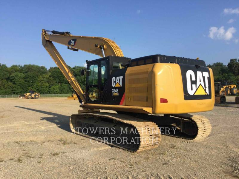 CATERPILLAR TRACK EXCAVATORS 324EL LR equipment  photo 4