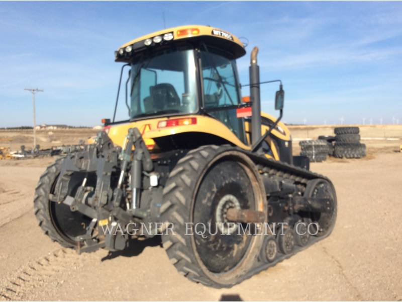 AGCO 農業用トラクタ MT765C-UW equipment  photo 3