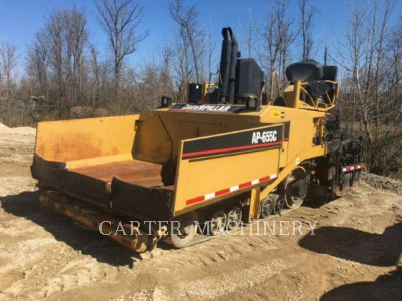 CATERPILLAR SCHWARZDECKENFERTIGER AP-655C equipment  photo 2