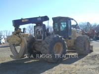 Equipment photo CATERPILLAR 545D DF FORESTRY - SKIDDER 1