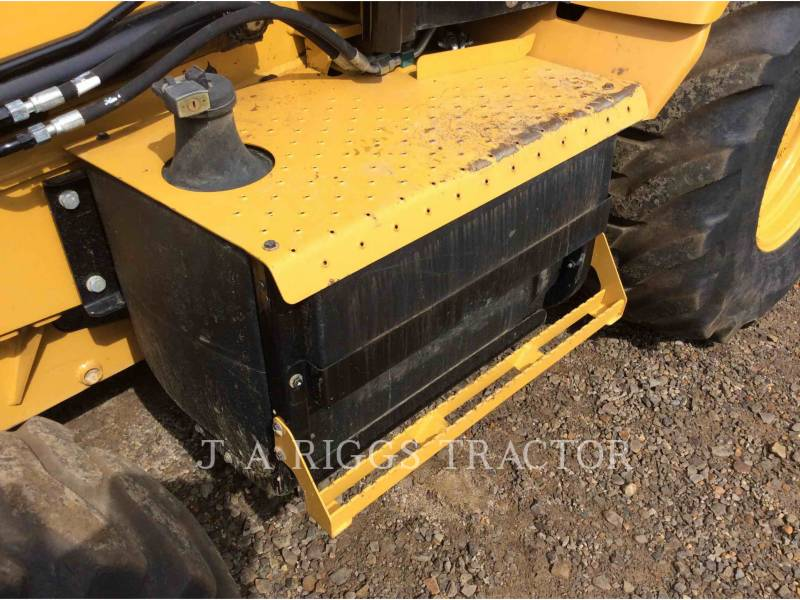 CATERPILLAR RETROEXCAVADORAS CARGADORAS 420F 4E equipment  photo 14