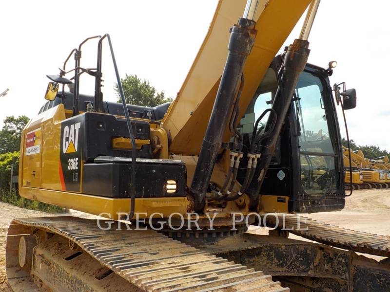 CATERPILLAR KETTEN-HYDRAULIKBAGGER 336ELH equipment  photo 5
