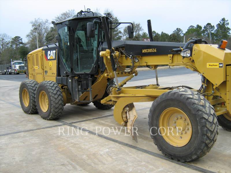 CATERPILLAR MOTORGRADER 120M2 equipment  photo 2