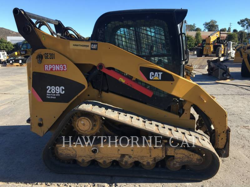 CATERPILLAR CHARGEURS COMPACTS RIGIDES 289C equipment  photo 3