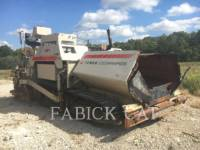 Equipment photo TEREX CORPORATION CR461 ASPHALT PAVERS 1