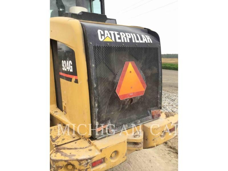 CATERPILLAR CARGADORES DE RUEDAS 924G HL equipment  photo 11