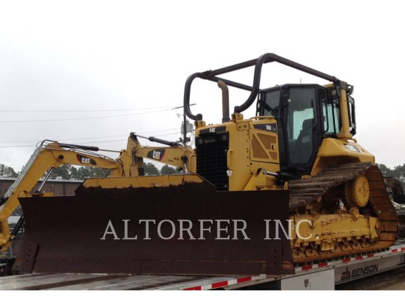 Caterpillar TRACTOARE CU ŞENILE D6N LGP equipment  photo 2