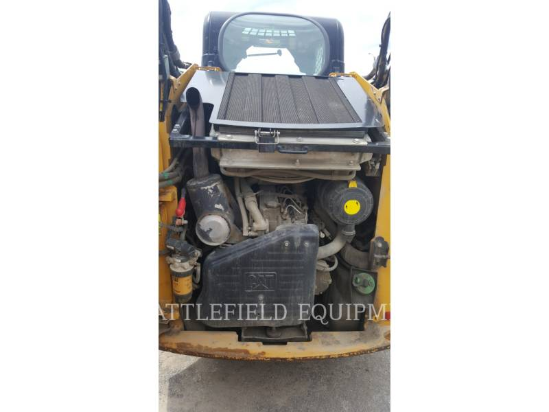 CATERPILLAR SKID STEER LOADERS 262C equipment  photo 10