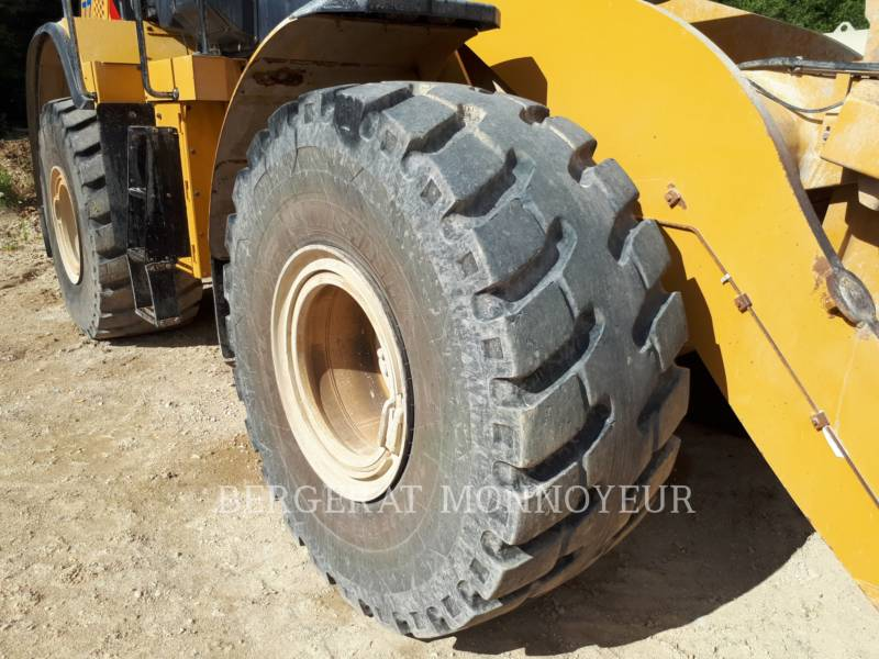 CATERPILLAR CARGADORES DE RUEDAS 972M XE equipment  photo 6