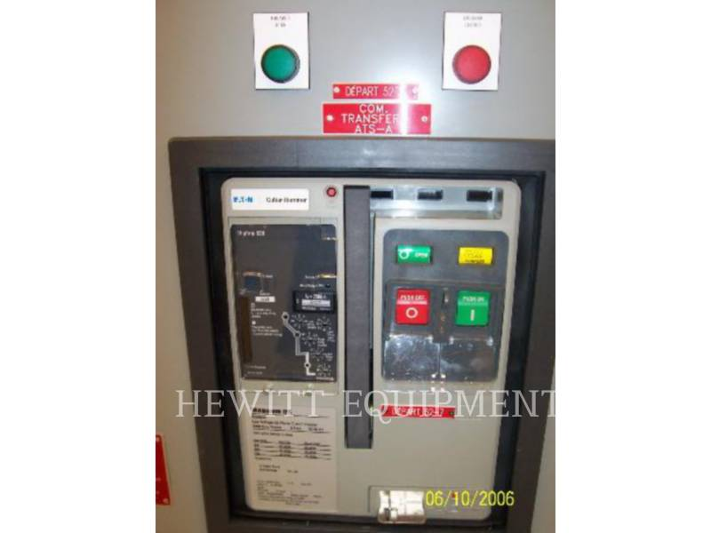CUTTLER HAMMER SYSTEMS COMPONENTS SWITCHGEAR 5000A equipment  photo 3