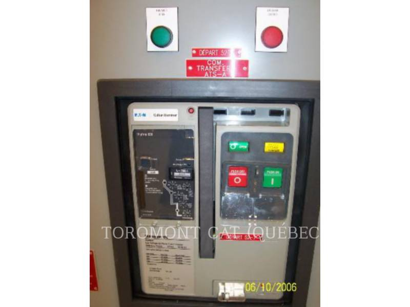 CUTTLER HAMMER SYSTEMS COMPONENTS SWITCHGEAR 5000A equipment  photo 3