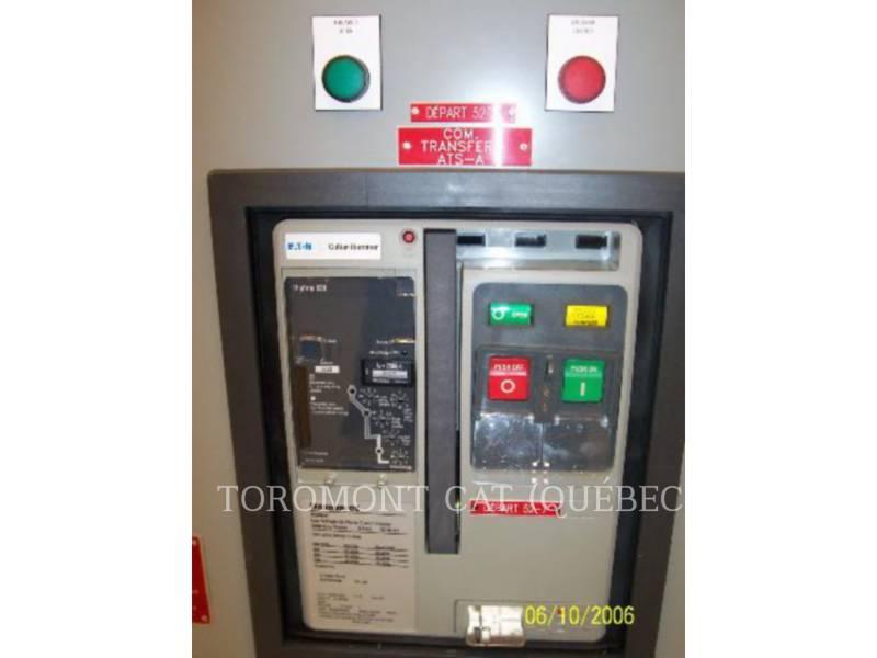 CUTTLER HAMMER システム・コンポーネント SWITCHGEAR 5000A equipment  photo 3