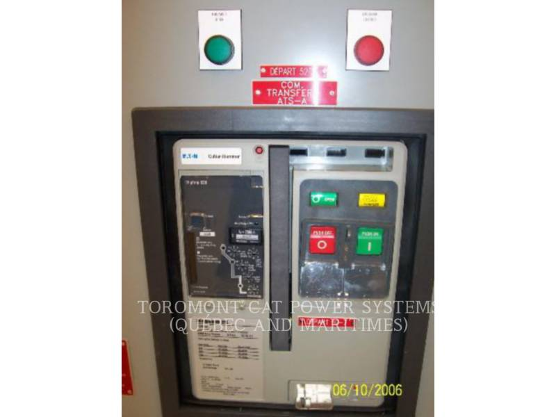 CUTTLER HAMMER SYSTEMS / COMPONENTS SWITCHGEAR 5000A equipment  photo 3